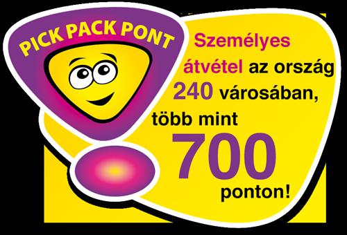 pickpackpont.hu csomagfeladás