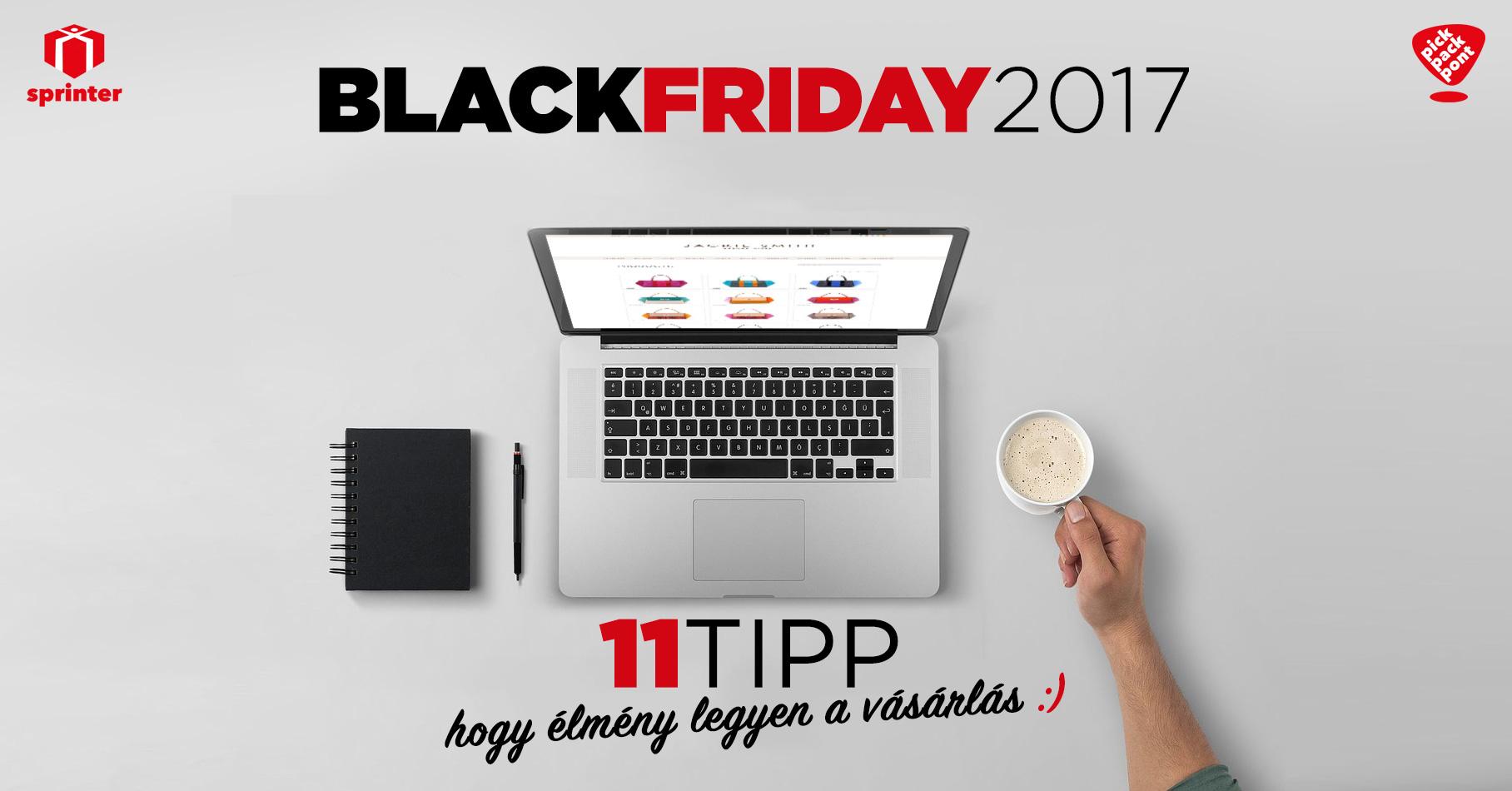 Black Friday tippek 2017